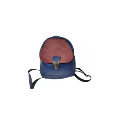 PU Leather School & College Backpack For Girls (NTT-49.4)