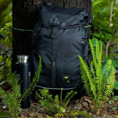 Falcon Fit Stylish Backpack Black (FF-01)