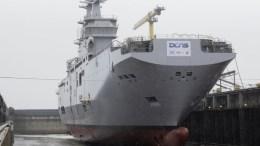 8. STX France och DCNSFrån påbörjade avtal 2009 till sjösättning 2013 och leverans med otrolig fart. Ett skepp till på kommande med fören redan ihopsvetsad på varvet. Detta är en riktig bragd, i synnerhet då upphandlaren inte tidigare köpt utanför eget komplex. Foto: DCNS.