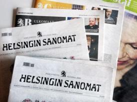 10. Helsingin SanomatVår största tidning har några riktigt duktiga veteranreportrar som följer upp försvarsärenden. Under det gångna året har också försvaret fått mera spaltutrymme och journalisterna har slutat slarva med bakgrundsfakta. HS måste man helt enkelt läsa som försvarsintresserad. Bra närvaro i sociala medier och en fungerande plattform för mobil läsning ger tidningen tionde plats före finlandssvenska måstefavoriten Hbl, som kör på grund i innehåll, plattform och sociala medier (Hbl: slå mig en signal, så ska jag berätta vad ni gör så fel). Foto: Sirpa Räihä.