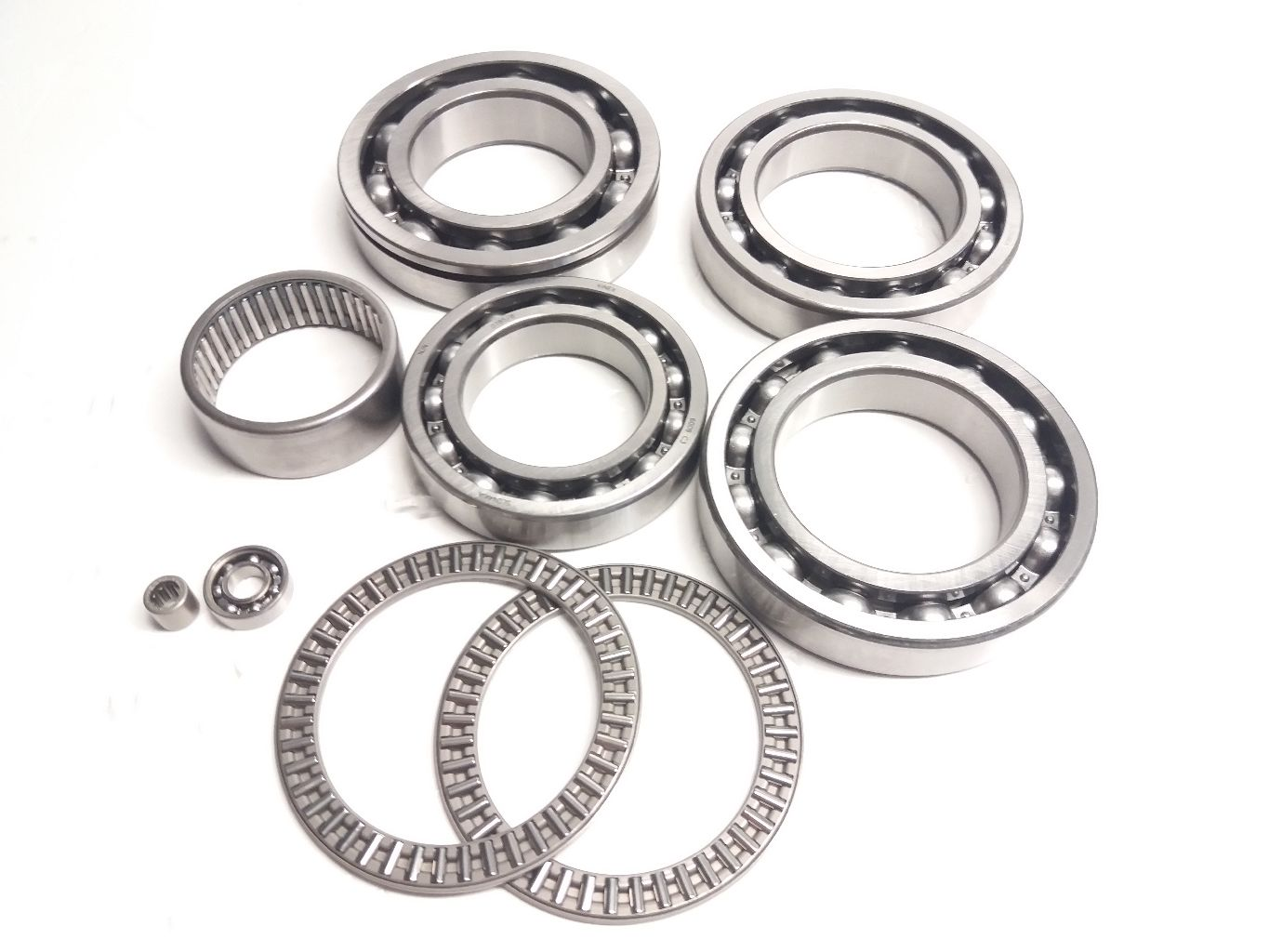 Bearings Kit For Transfer Case Atc450