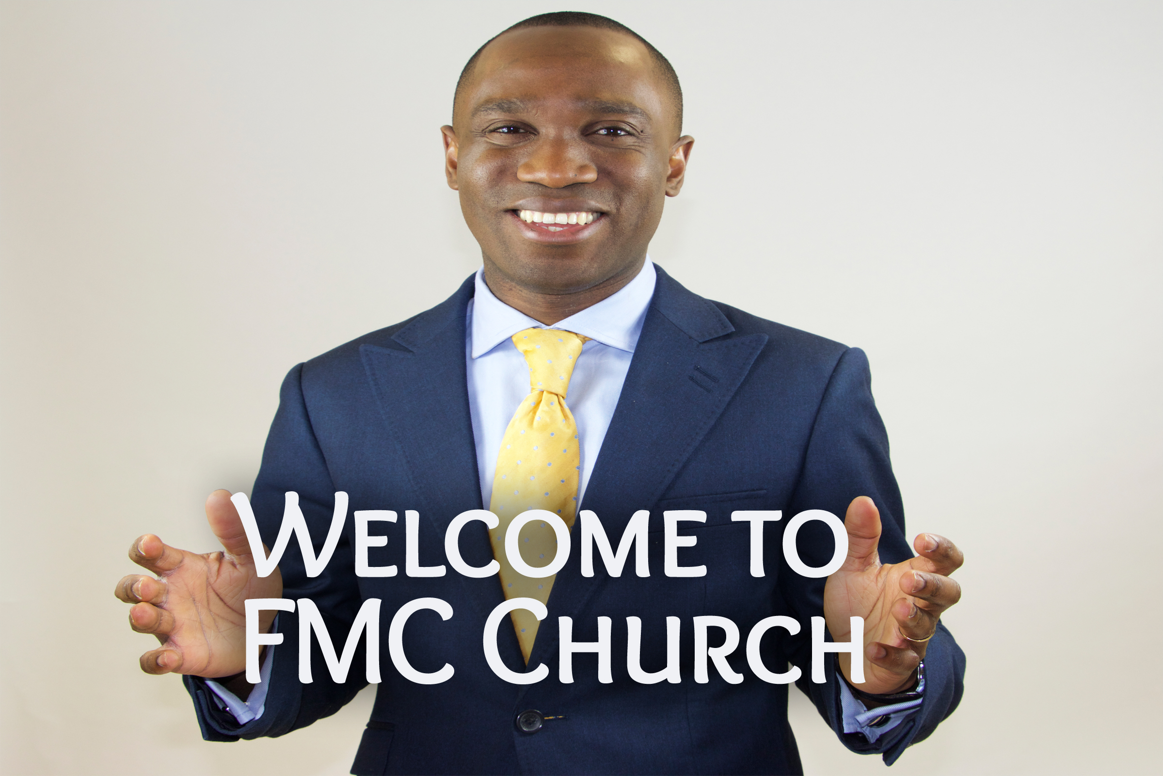 Welcome to FMC Church - Pastor Moses Omoviye