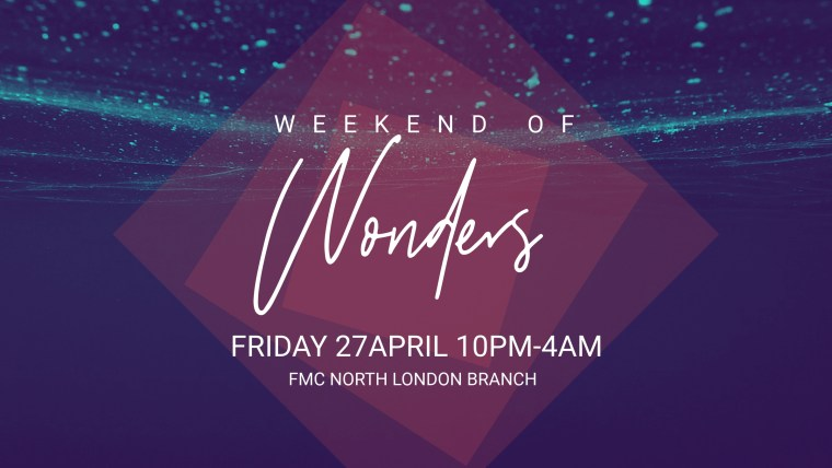 April Weekend of Wonders