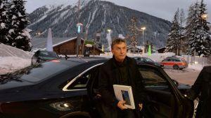 MACRI DAVOS