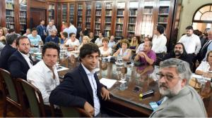 docentes convocados por el Gobierno de Vidal