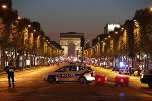 ATAQUE EN PARIS DEL ISIS