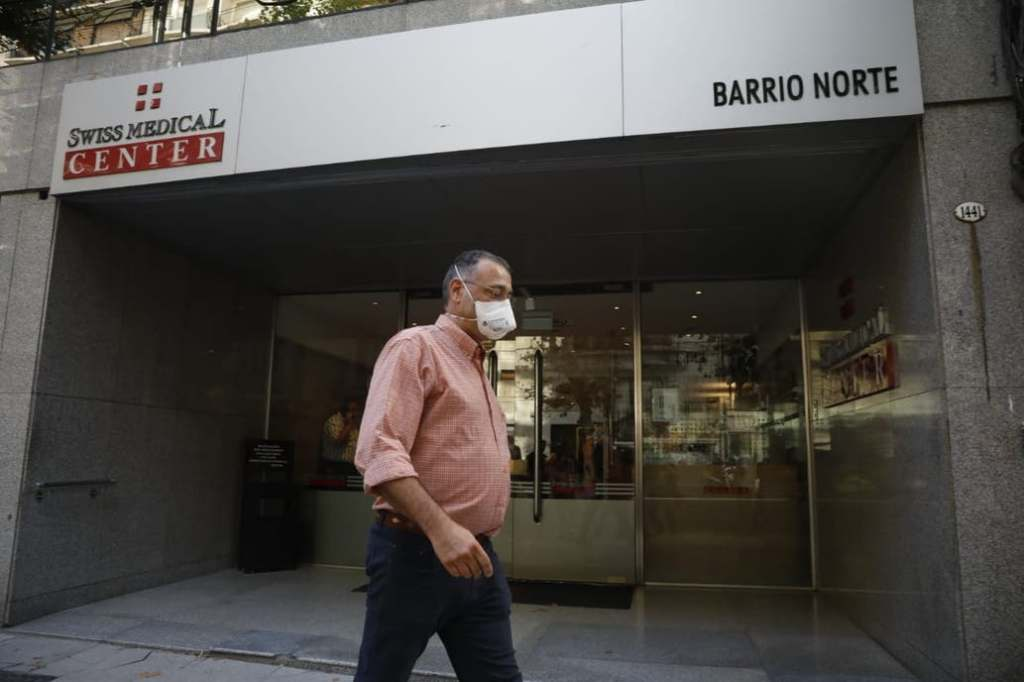 primer manifestación de coronavirus argentina