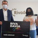 RIVADAVIA: ENTREGA DE TARJETA JOVEN