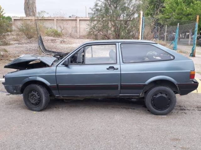 Vuelco de auto en Albardón