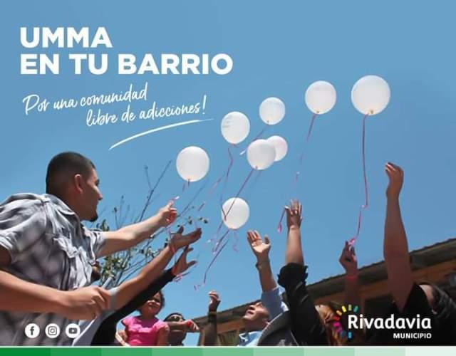 PREVENIR ADICCIONES EN RIVADAVIA