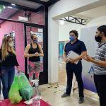 RIVADAVIA: Visitamos Academias de Danza y Centros Culturales