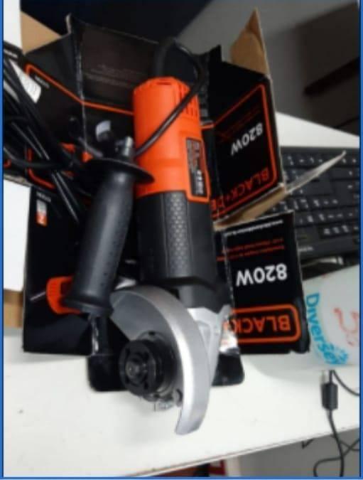 Robo de herramientas en Rivadavia
