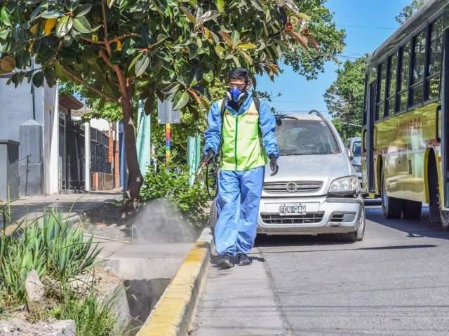 CONTROL DE PLAGAS EN RIVADAVIA