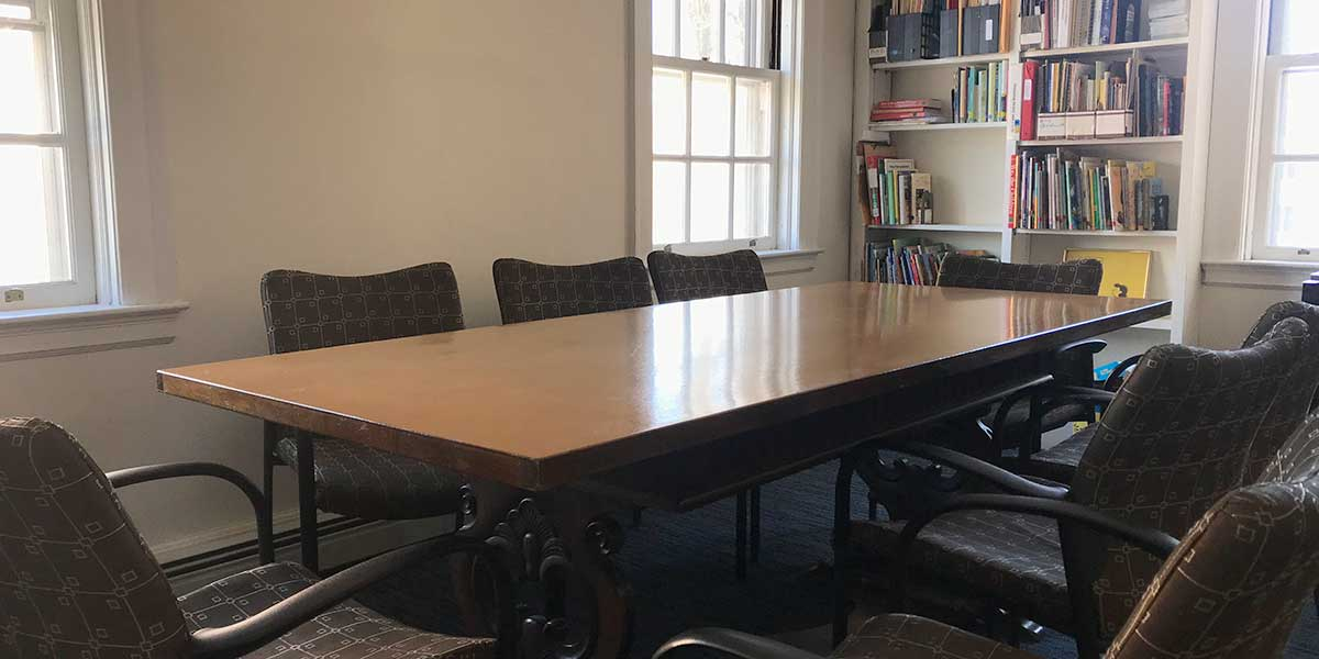 Committee Room — Friends Center