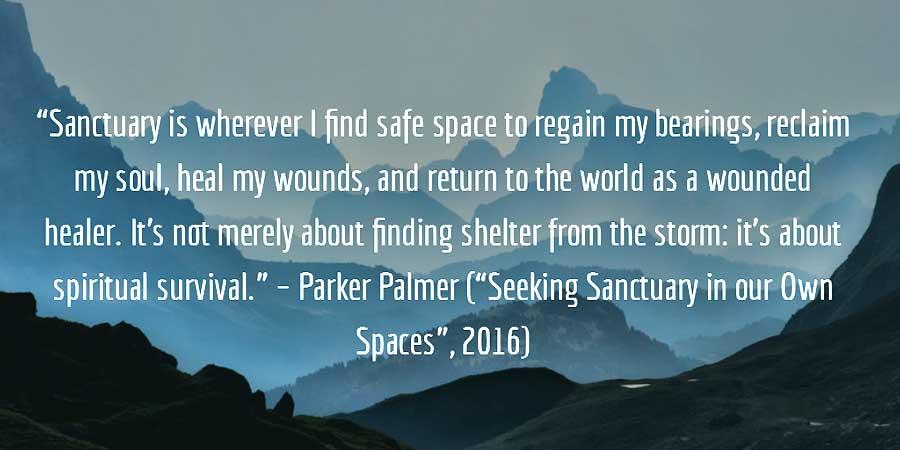 Sanctuary — Parker Palmer