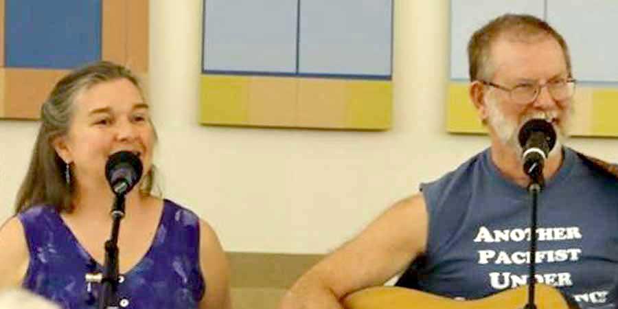 Tom Nielson and Lynn Waldron