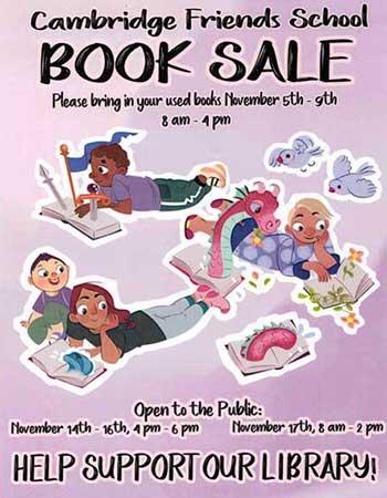 CFS Book Sale Book