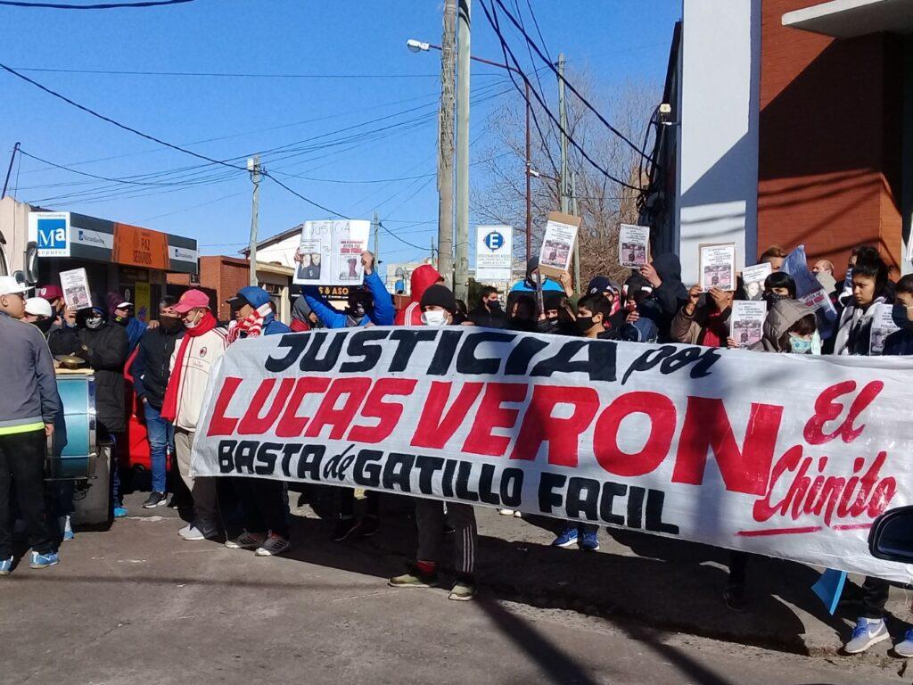 Familiares de Lucas Verón pidieron que el fiscal sea apartado de la causa