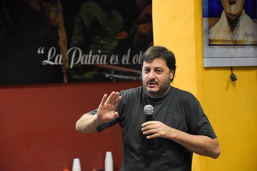 """Gonzalo Carbajal: """"Macri tuvo una política deliberada para debilitar la Televisión Digital Terrestre"""""""
