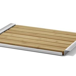 PANAS breadboard Zack with tray