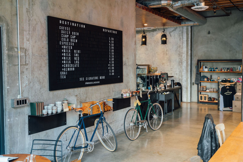 industrial Restaurant Interior trends 2018