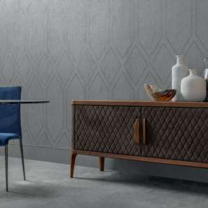 Tiffany Sideboard dark brown ToninCasa