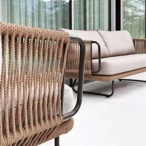 babylon outdoor sofa varaschin