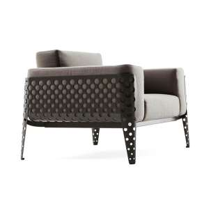 pois lounge chair varaschin