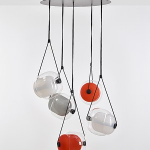 CAPSULA Metal Canopy Brokis PC966 designer lamp