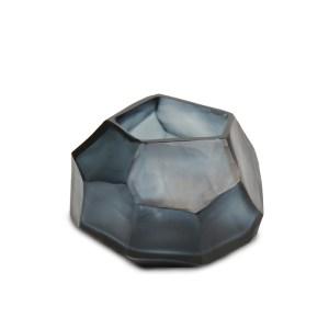 Cubistic tealight indigo Guaxs 1651obin