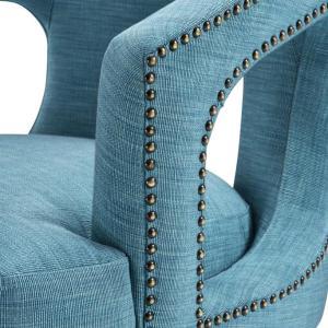 Adam chair turquoise 6 Eichholtz