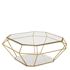 Asscher coffee table Eichholtz