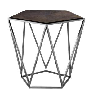 Pentagon side table Eichholtz