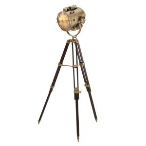 ATLANTIC BRASS Floor Lamp EICHHOLTZ