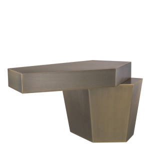 CALABASAS 45 brass Coffee table