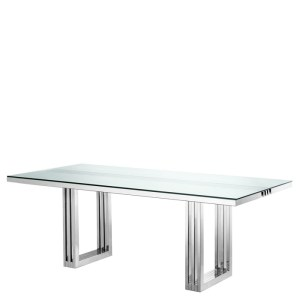 GARIBALDI Dining table Eichholtz