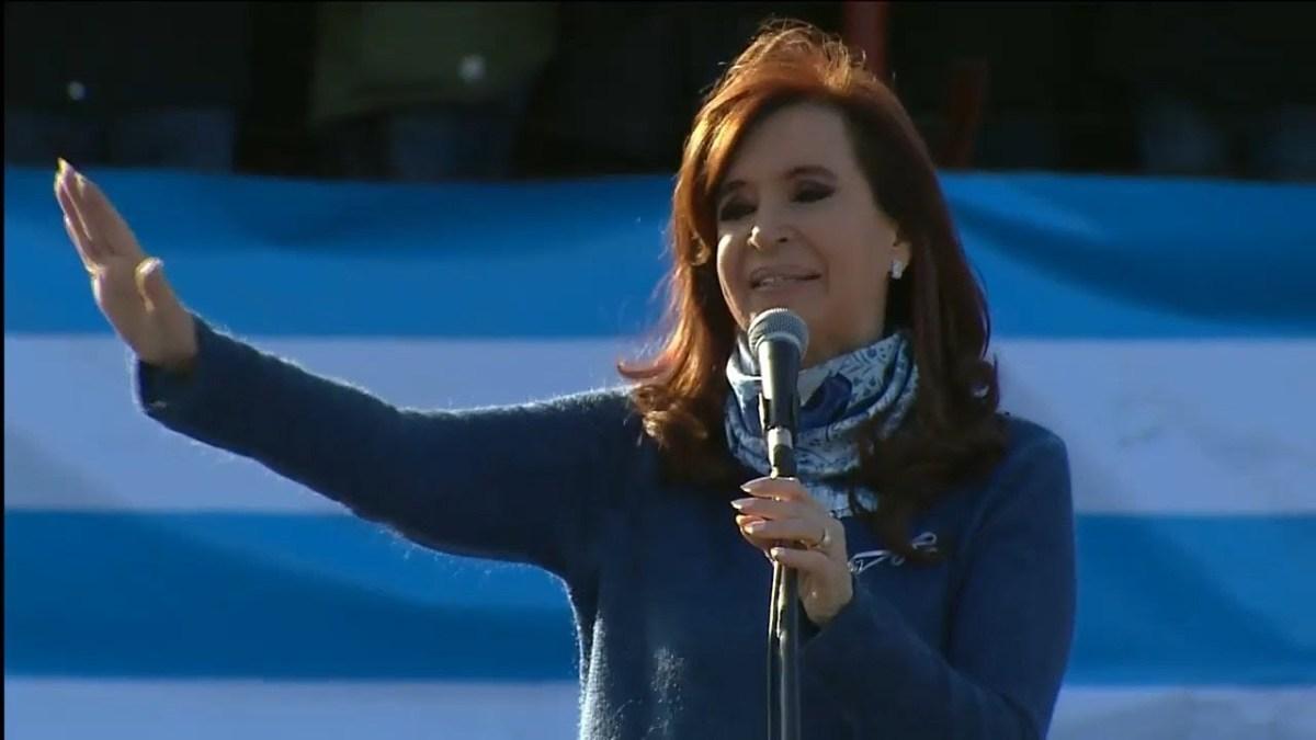 """Para acompañar a Cristina se presentó la lista """"UNIDAD para la Victoria"""""""