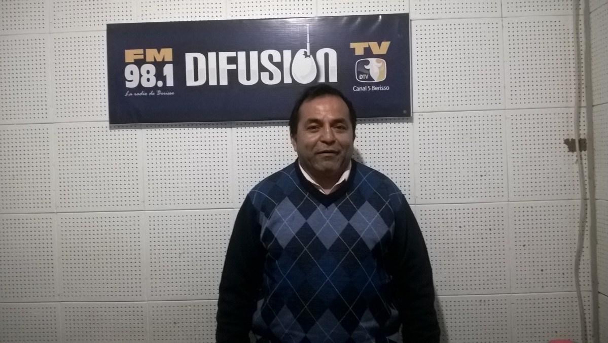 """Ángel Omar Medina: """"La educación se ha venido muy abajo, estamos en una crisis difícil"""""""