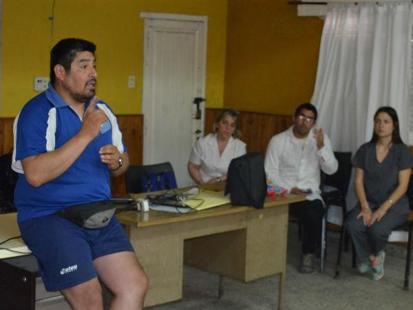 Clínica y charla sobre la prevención y tratamiento de la Diabetes