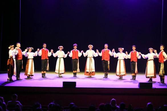El Conjunto Juvenil Nemunas viajará a Lituania5