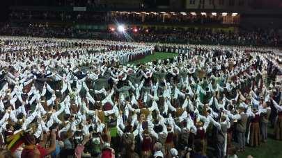 Festival de la Danza del Centenario - Šokių Šventė1
