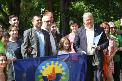 Reunión con el Intendente de la ciudad de Anykščiai
