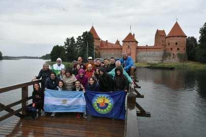Visita al Castillo de Trakai