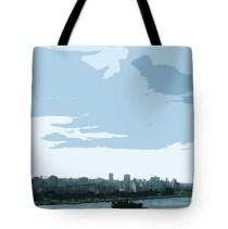 cuba city and skyline art ed 2