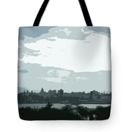 cuba city and skyline art ed3