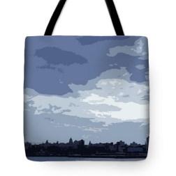 cuba city and skyline art ed4
