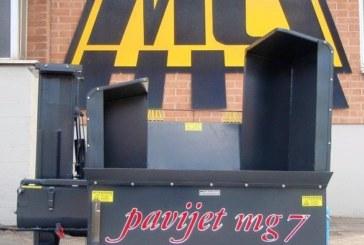 Bobcat Equipment SA launches pothole-busting Pavijet MG7 paver | Bobcat Equipment SA