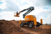 Goscor Access Rental introduces latest crawler boom lift from France | crawler boom