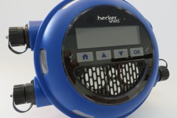 Becker Varis Smartsense gas monitoring system