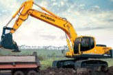 HPE Africa introduces Hyundai H260LC-9S crawler excavators to the local market
